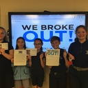 Breakout Edu: 5th Grade photo album thumbnail 1